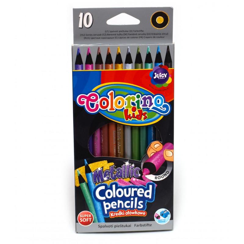 COLORINO värvipliiatsid, 10tk, 34678PTR