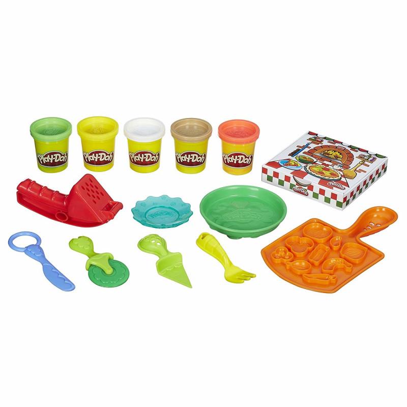 Play Doh Kitchen Set Pizza Party B1856eu6