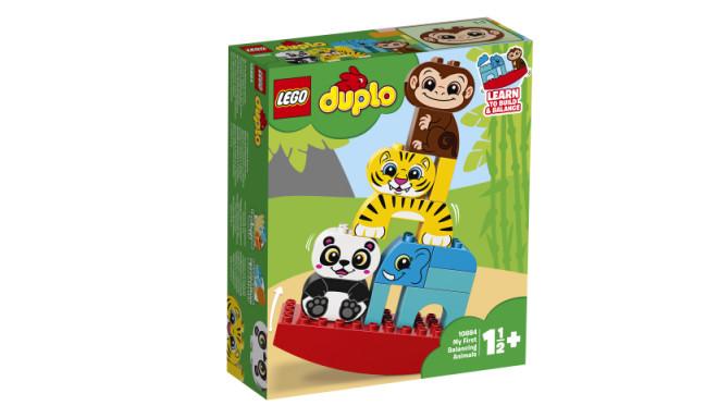 10884 LEGO® Duplo Minu esimesed tasakaalustatavad loomad