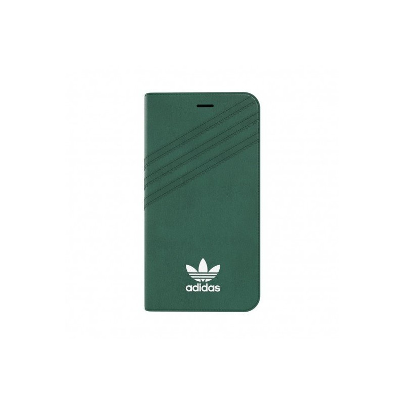 eabf42873d Adidas case Booklet Apple iPhone 7 Plus/8 Plus, green (EU Blister)