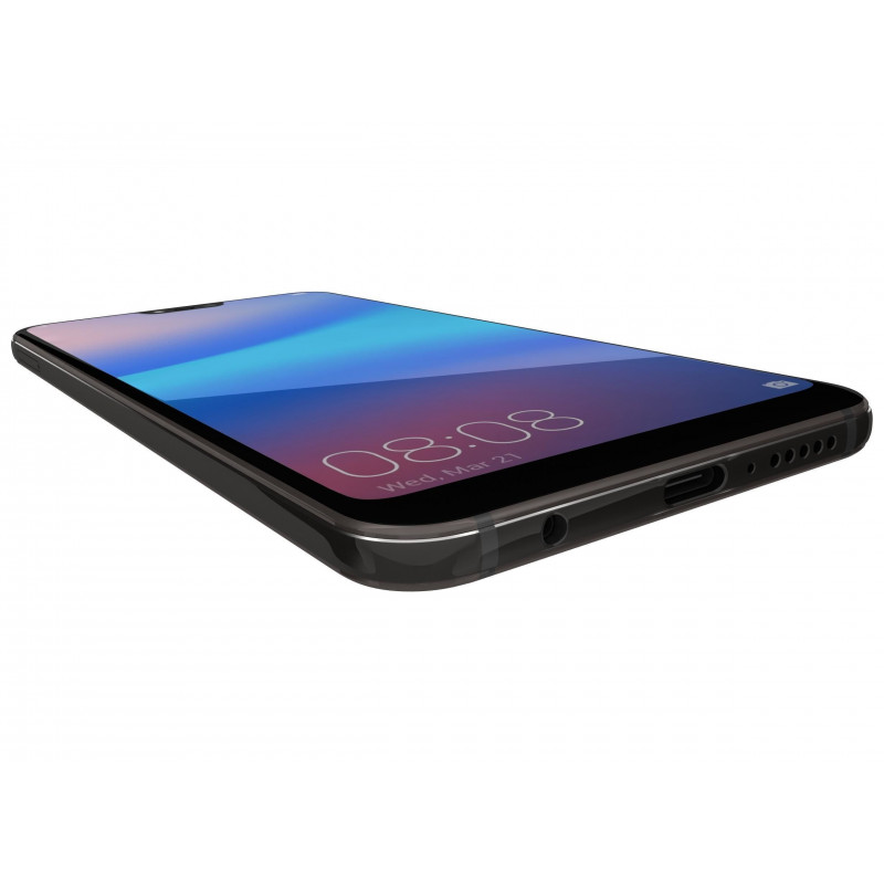 Huawei P20 Lite Dual 64GB midnight black (ANE-LX1)