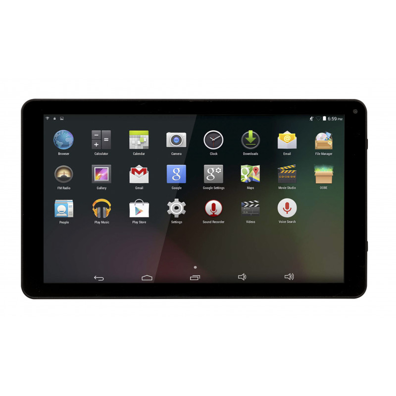 Denver TIQ-10343 10.1/16GB/1GB/WI-FI/ANDROID6/BLACK