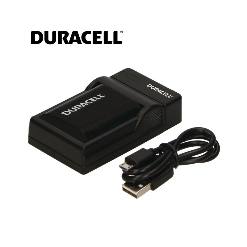 Duracell Analog Canon LC-E6E Photo Camera EOS