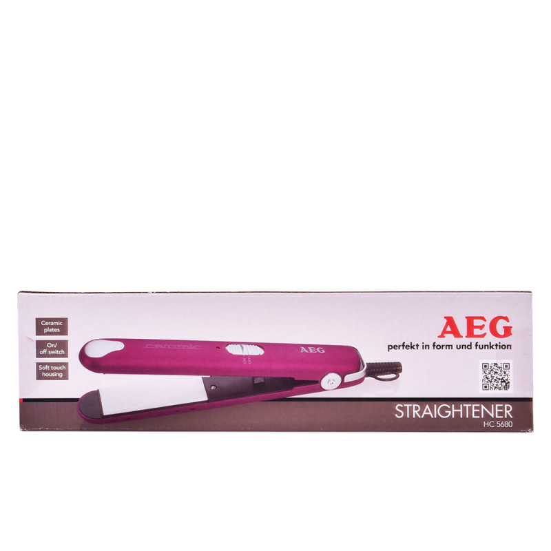 AEG juuksesirgendaja HC 5680, lilla