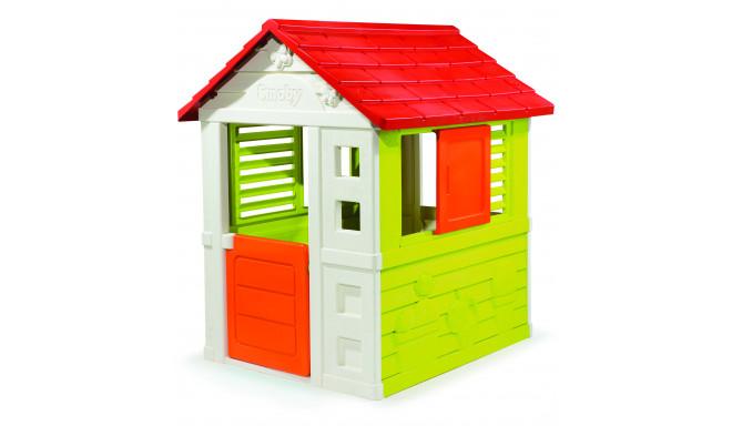 bbd596f5679 Smoby mängumaja Nature - Rotaļu mājas un slidkalniņi - Photopoint
