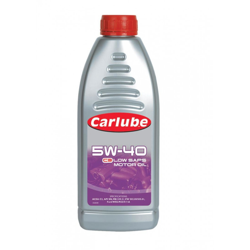 cf06451e6a5 CARLUBE Tetrosyl Carlube 5W40 C3 täissünteetiline mootoriõli 1L ...