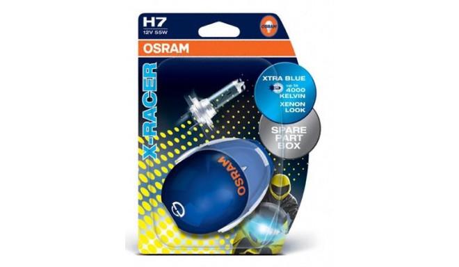 OSRAM 12V H7 55W PX26D XRACER 2xBLIS
