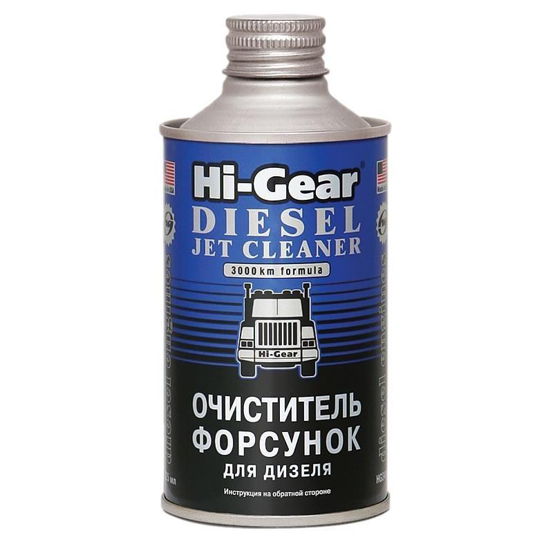 Hi-Gear Diiselmootori kütuselisand 325ml