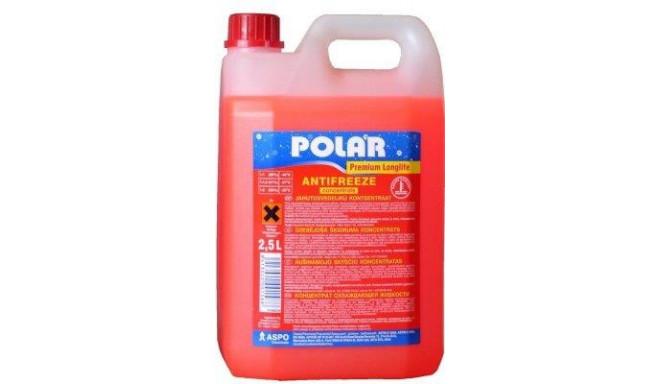 Polar Jahutusvedeliku kontsentraat Polar Red Longlife 2,5l