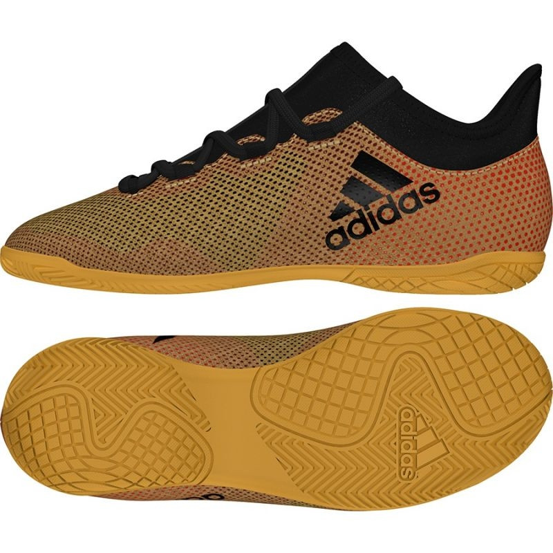 9cae380e3 Kids indoor football shoes adidas X Tango 17.3 IN Jr CP9033 ...