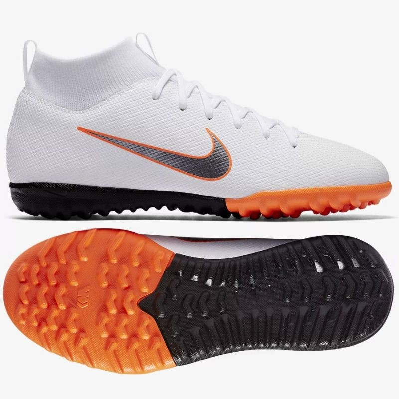 new style 64126 ca04c Kids football shoes Nike Mercurial SuperflyX 6 Academy GS TF Jr AH7344-107