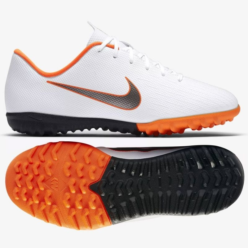 newest collection eef7f 3efaf Kids football shoes Nike Mercurial VaporX 12 Academy GS TF Jr AH7342-107