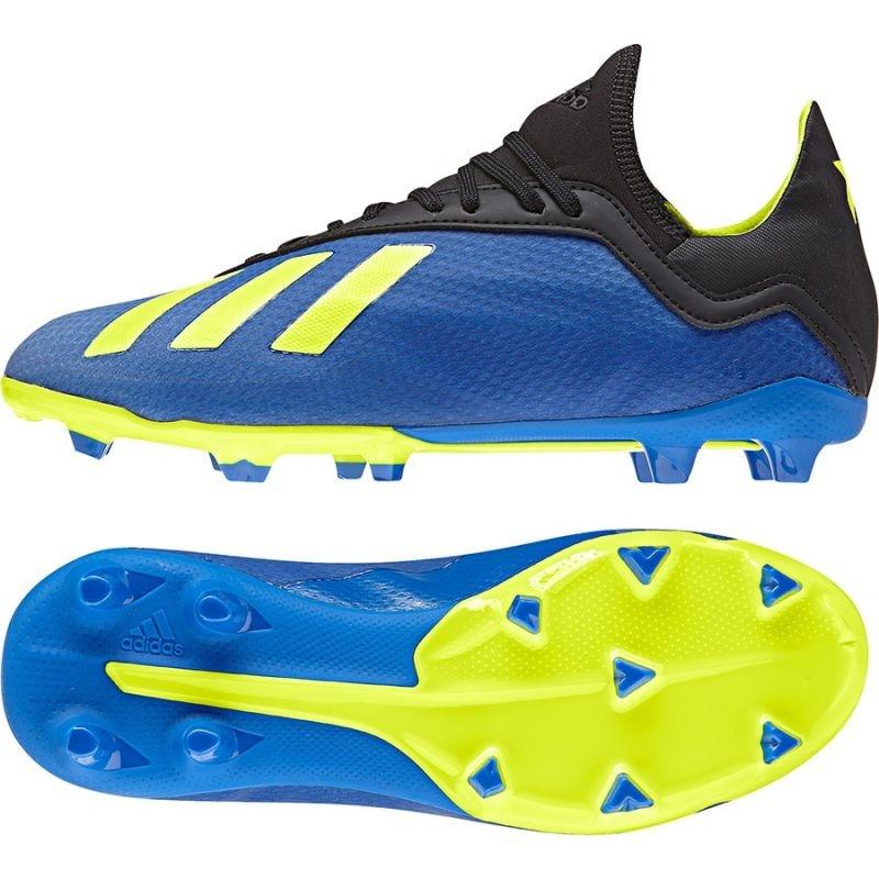 super popular 056ea 3d866 Kids football shoes adidas X 18.3 FG Jr DB2416