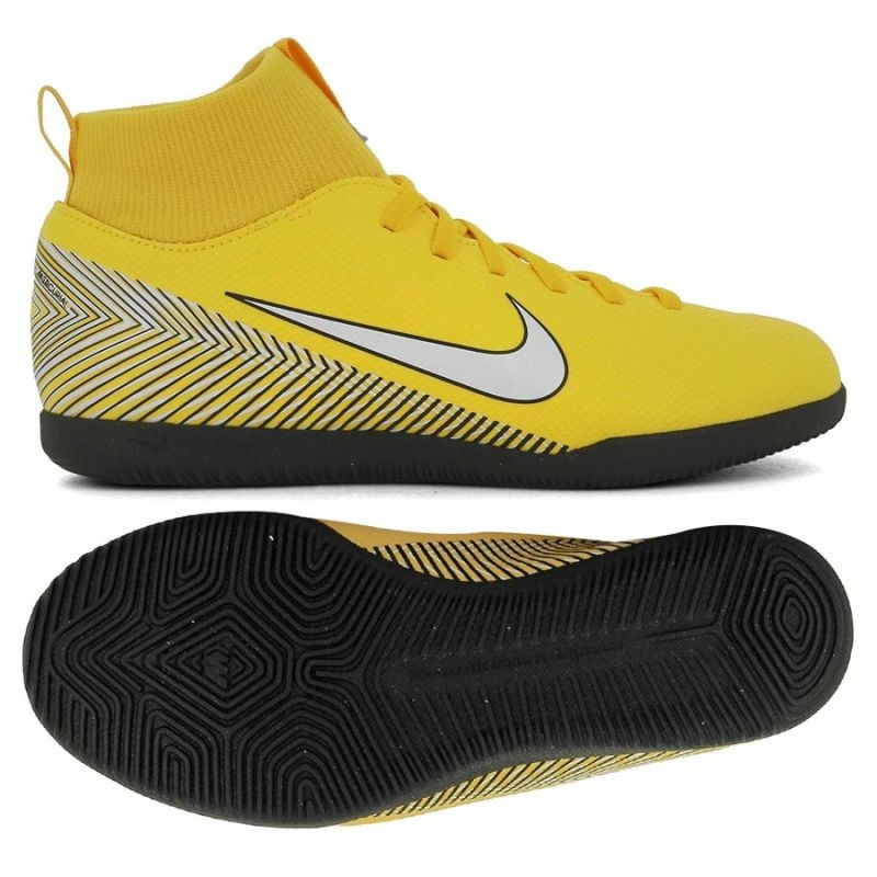 1486c76c8b9 Kids indoor football shoes Nike Mercurial SuperflyX 6 Club Neymar IC Jr  AO2891-710