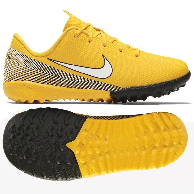 wholesale dealer e3e23 d84e5 Kids football shoes Nike Mercurial Superfly 6 Club Neymar MG Jr AO2888-710