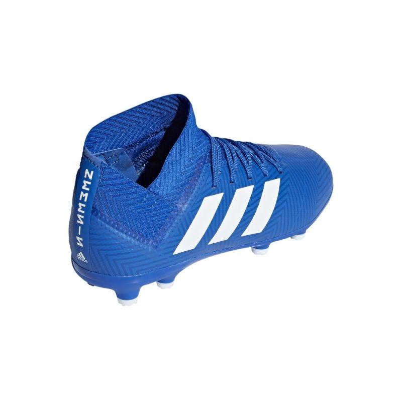 Kids grass football shoes adidas Nemeziz 18.3 FG Jr DB2351
