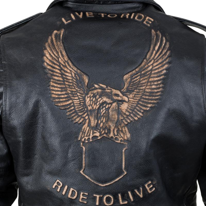 3433aa73f32 Mootorratta jakk meestele Sodager Live To Ride - Joped - Photopoint