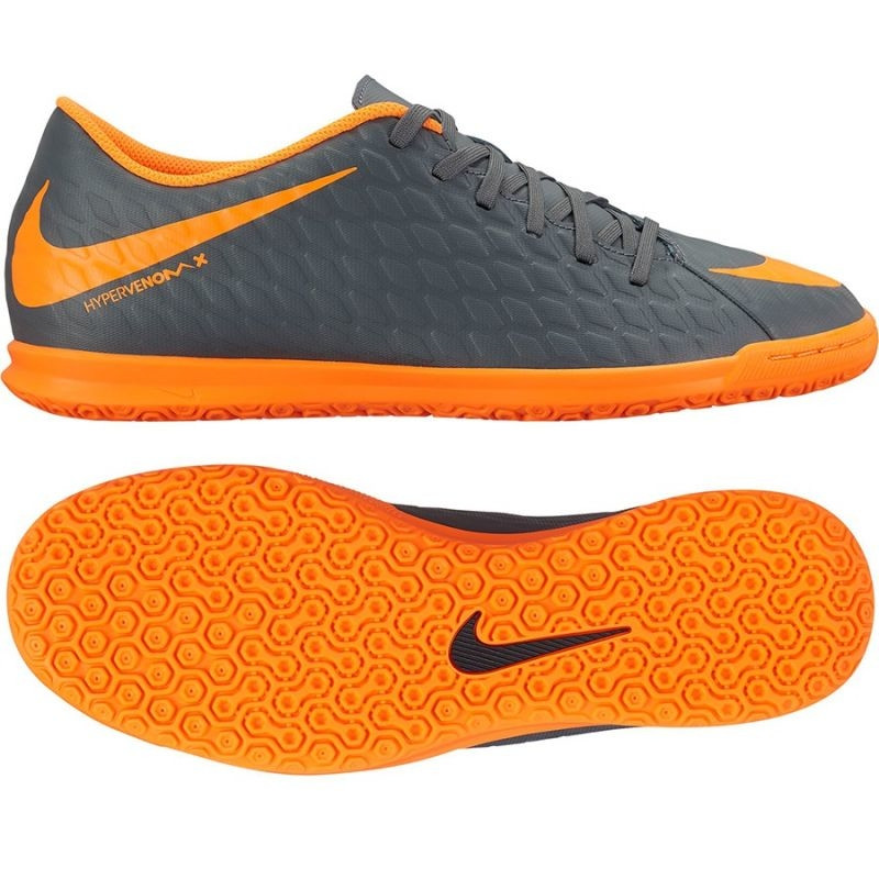 brand new 359f0 5b2e2 Men's indoor football shoes Nike Hypervenom PhantomX III Club IC M  AH7280-081