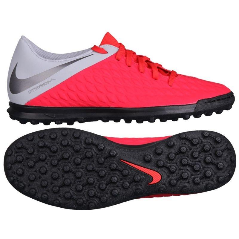 8460552df Men's football shoes Nike Hypervenom 3 Club TF AJ3811-600 - Training ...