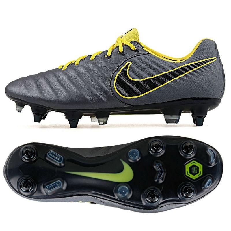 timeless design f2475 41bb2 Kids grass football shoes Nike Tiempo Legend 7 Elite SG Pro AC M AR4387-070