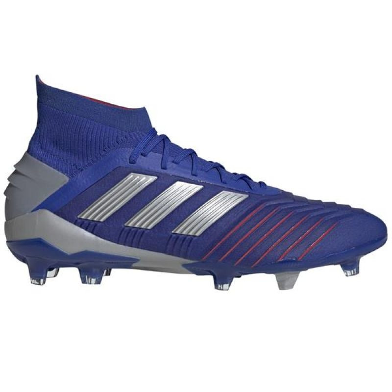 Kids grass football shoes adidas Predator 19.1 FG M BB9079