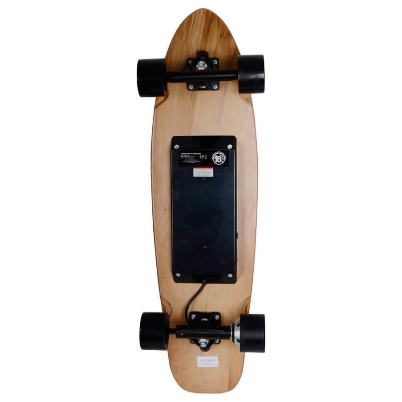 Elektriline longboard Skatey 350L Wood Art
