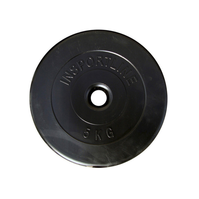 5 kg Cement Weight Plate inSPORTline