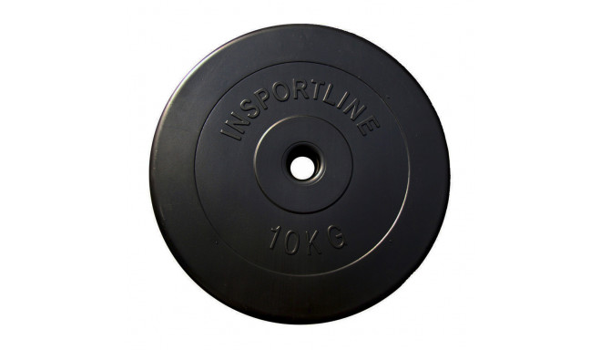10 kg Cement Weight Plate inSPORTline