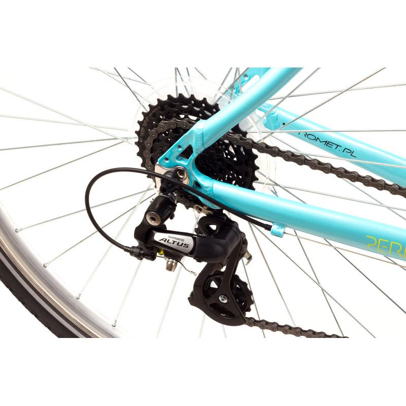 acbe808ff60 Linnajalgratas naistele 18 L ROMET PERLLE kollane - Jalgrattad ...