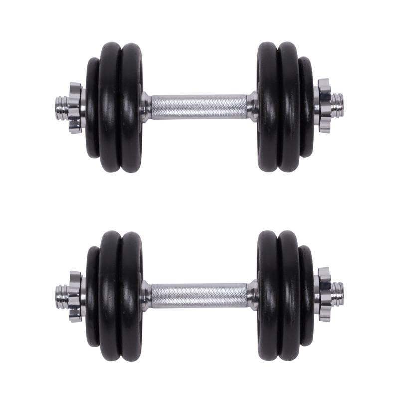Hantlite komplekt inSPORTline 50 kg