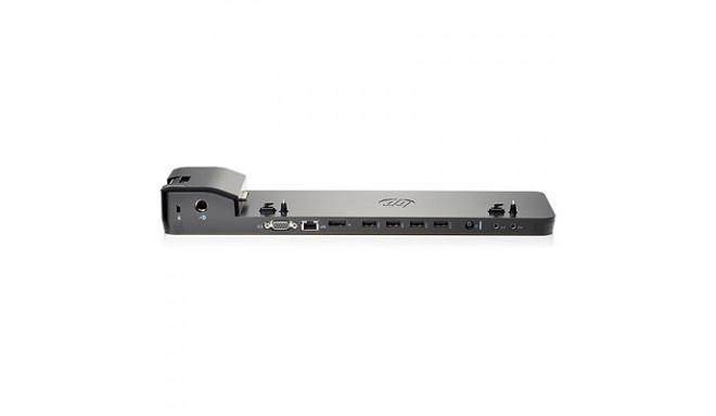 HP UltraSlim Docking Station 65W - 4x USB 3.0