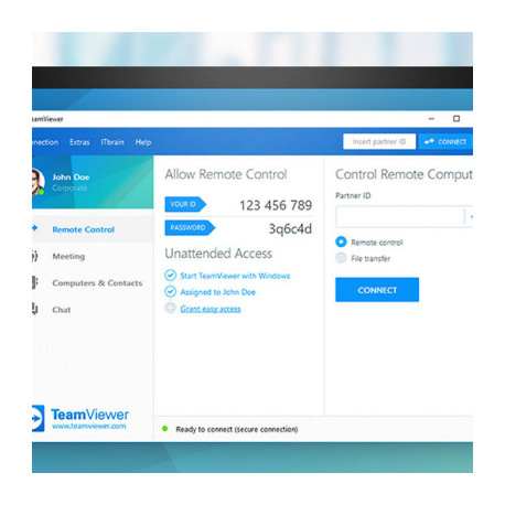 TeamViewer Corporate Subscription 1 year - Application software - Photopoint