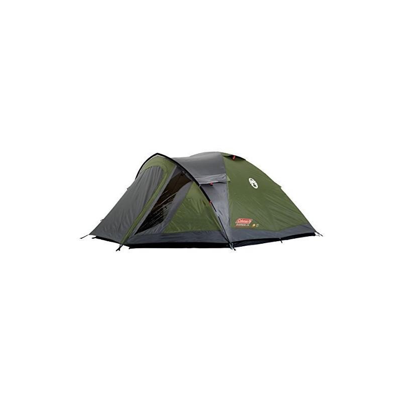 Coleman 4-person Dome Tent DARWIN 4 Plus - dark green