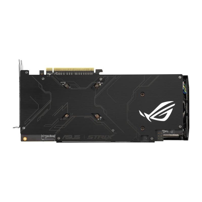 ASUS Radeon RX 590 ROG-STRIX - 8 GB - HDMI DP DVI