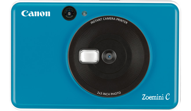 Canon Zoemini C, sinine