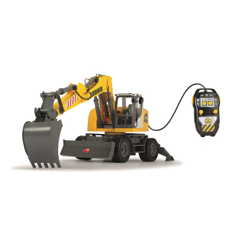 Dickie Toys Liebherr Excavator - 203728000