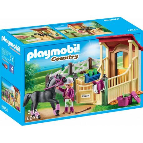20a45d290c1 Playmobil mängukomplekt Horsebox Arabian (6934)