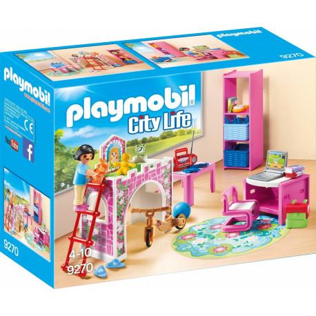9f9e6f4bbff Playmobil mängukomplekt Lastetuba (9270)