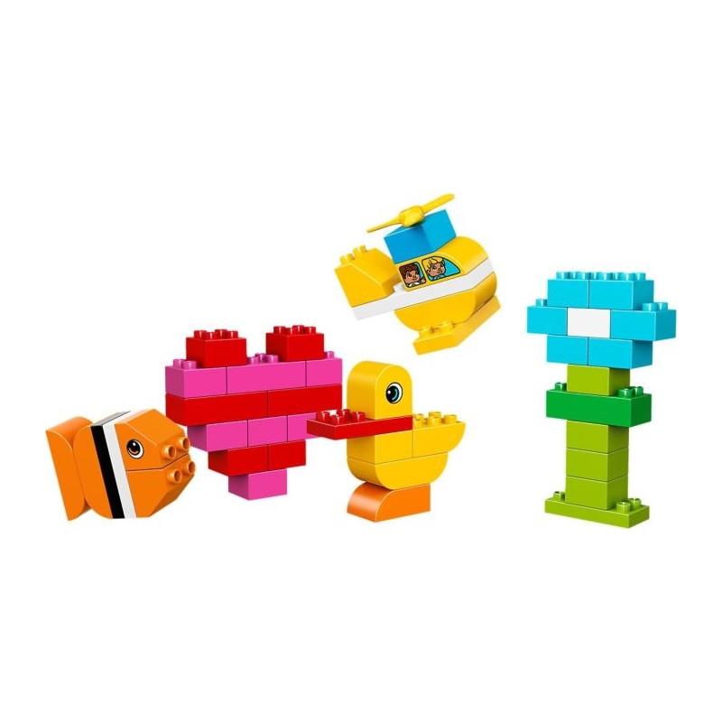 LEGO DUPLO mänguklotsid My First Bricks (10848)
