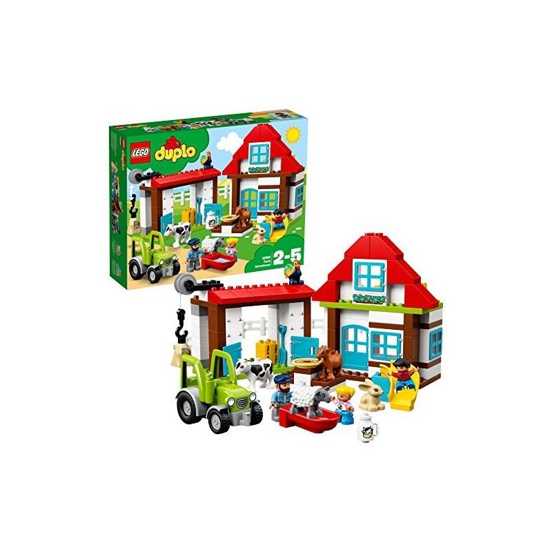 LEGO DUPLO mänguklotsid Farm Adventures (10869)