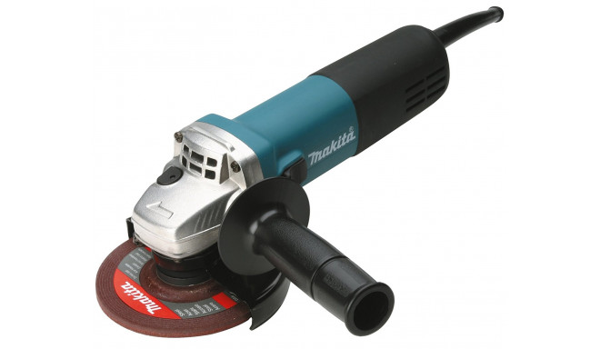 Makita Angle 9558HNRG 125mm 840W - 9558HNRG