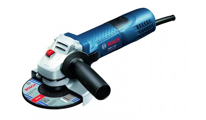 Bosch Angle GWS 7-115 blue