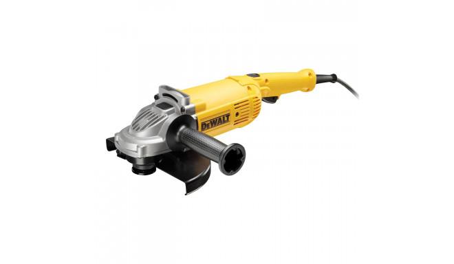 DeWalt angle grinder DWE494-QS(yellow, 2,200 watts)