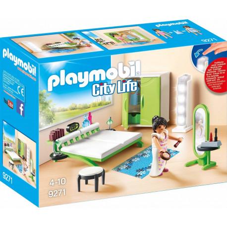 0e8a004274a Playmobil mängukomplekt Magamistuba (9271)