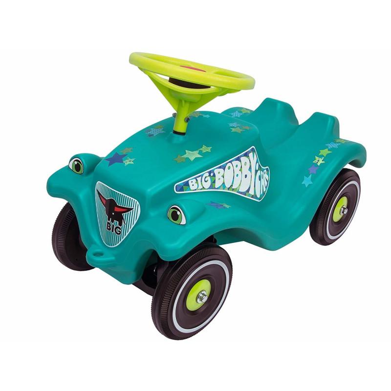 BIG Bobby Car Classic Little Star - blue/green