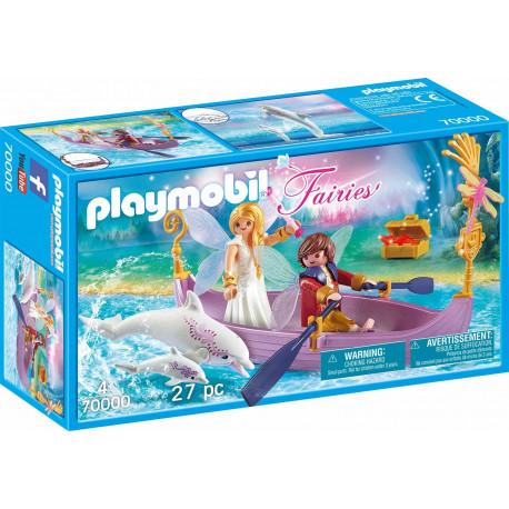 648e67321ce Playmobil mängukomplekt Romantic Fairy Boat (70000)