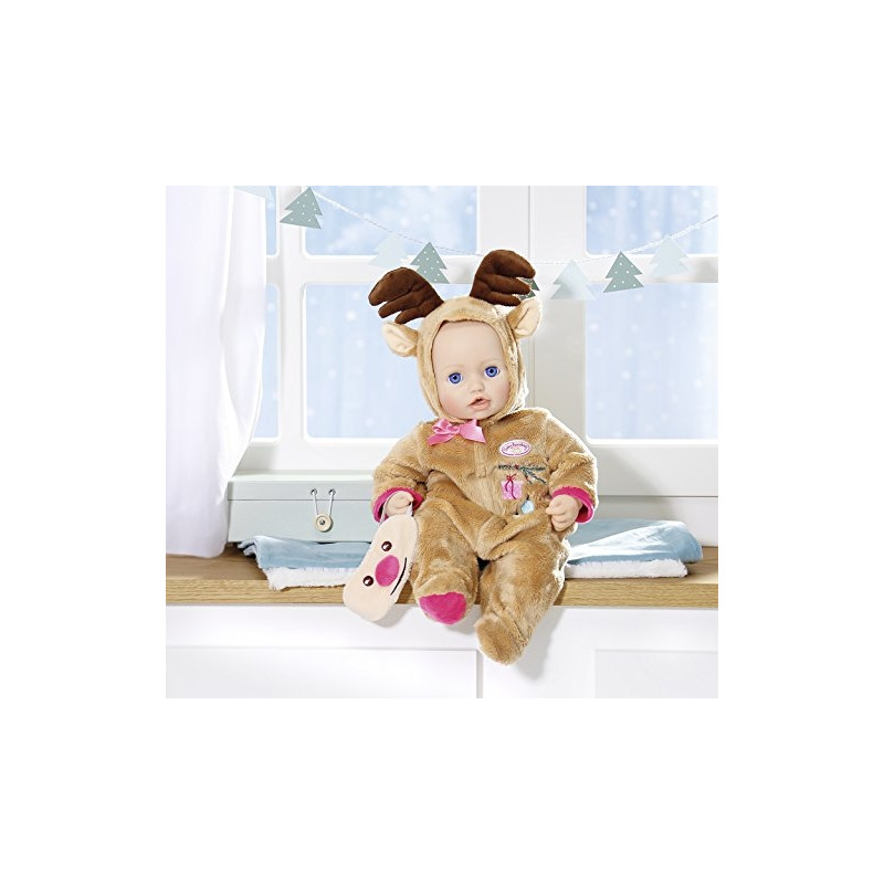 56abd1c6933b86 ZAPF Creation Baby Annabell® Deluxe Set reindeer - Dolls - Photopoint
