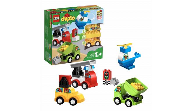 LEGO Duplo toy blocks My First Vehicles (10886)