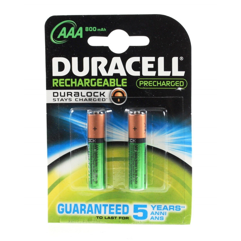 6b4b9971e4b Duracell Accu StayCharged AAA 2er - DUR203815 - Akupatareid - Photopoint