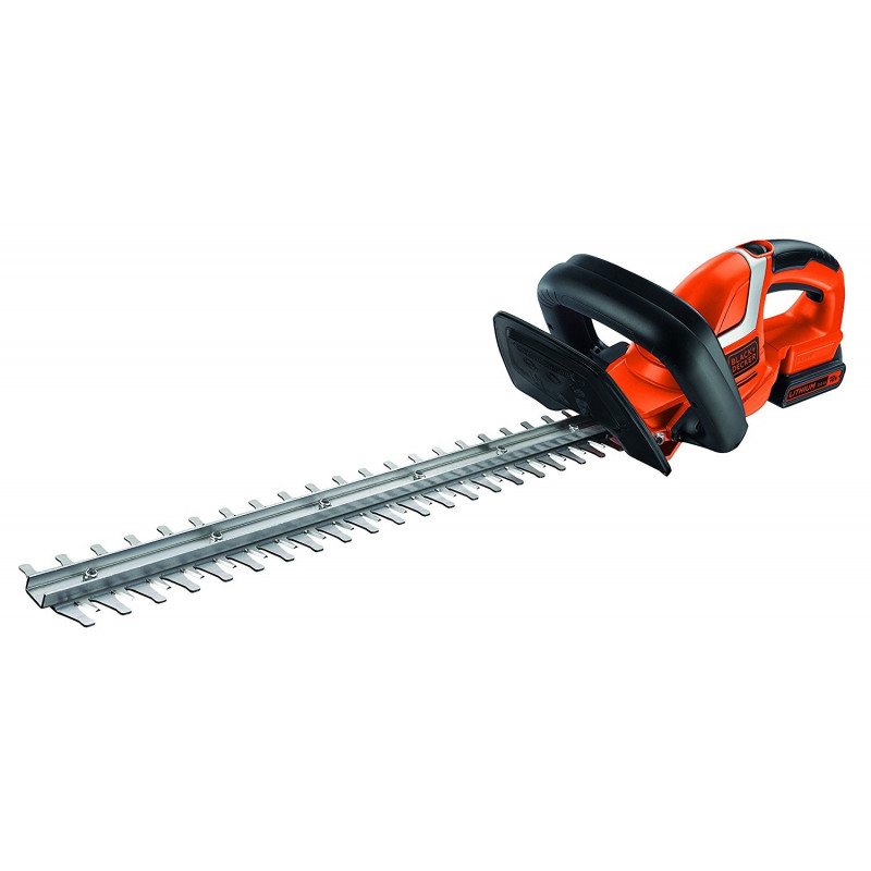 Black & Decker Battery Hedge Trimmer GTC1845L20 og